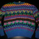 d01005a4a Vintage CCM Toronto Maple Leafs Knit Sweater One of my - Depop