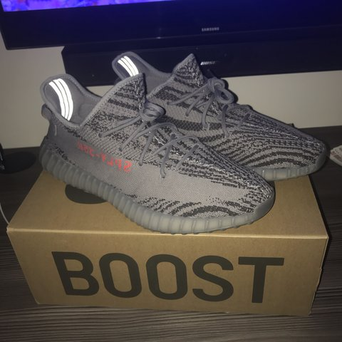 0a1ab4efa Yeezy Boost 350 V2 Beluga 2.0 Size 14 UK. Purchased from a - Depop