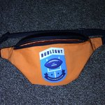 300d6bfdfe2 Orange Bud Light Fanny Pack!!  12. Vintage 80 s Budweiser painters cap