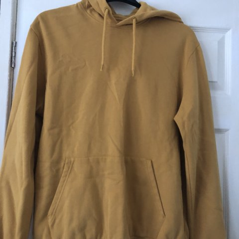 91ca4803d Yellow topman hoodie. Same as the one Tyler Joseph wore a & - Depop