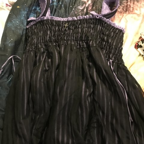 PLUS SIZE GOTHIC LOLITA DRESS FROM FANPLUSFRIEND Worn a a - Depop