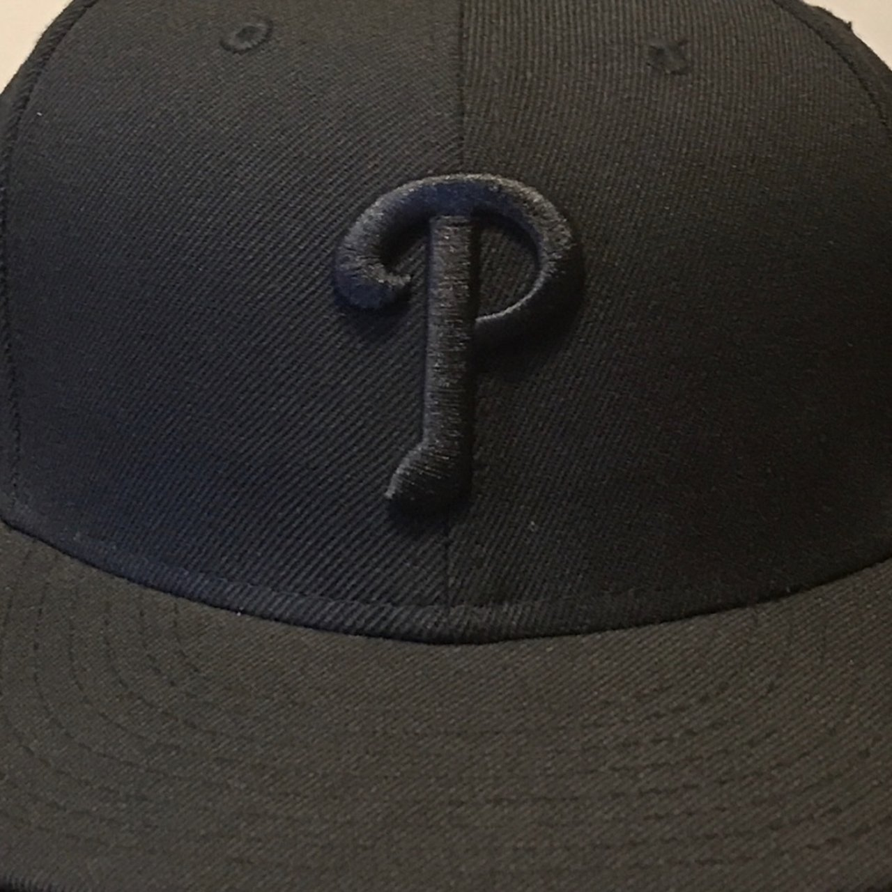 98a53d29886  alfofashionco. 3 months ago. United States. New Era Black Fitted Phillies  Baseball Hat.