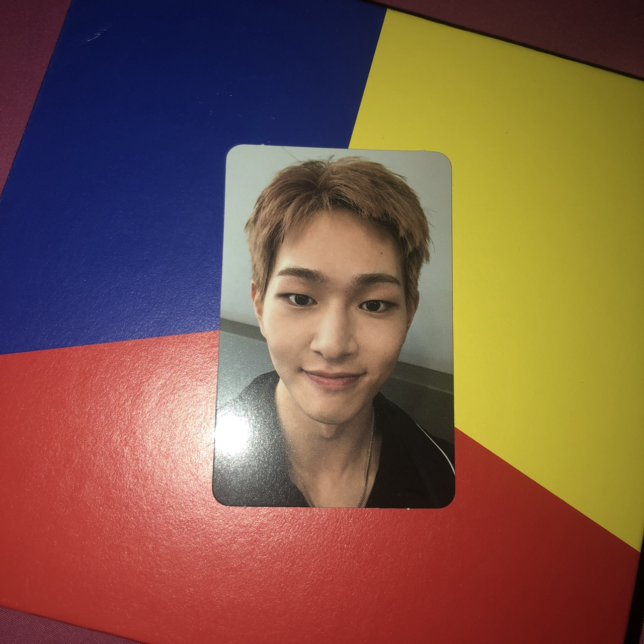Official SHINee story of light ep 3 Onew Photocard - Depop