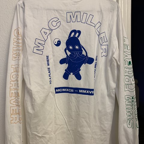 8dbd3a9a @buttongirl. last month. Los Angeles, United States. John Mayer x Mac  Miller swim forever shirt ...