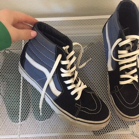 Vans high tops!! Really good condition 3ca6f8a77