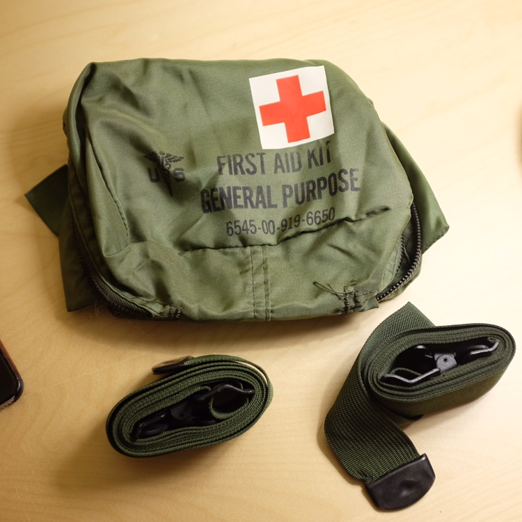 Military First Aid Pouch  Come with two    - Depop