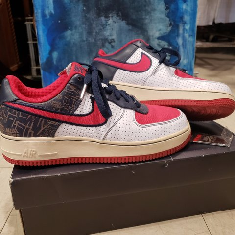 low priced fd116 d615b  southwesternstore. 3 months ago. Los Angeles, California, US. Vintage 2006  Nike Air Force 1 ...