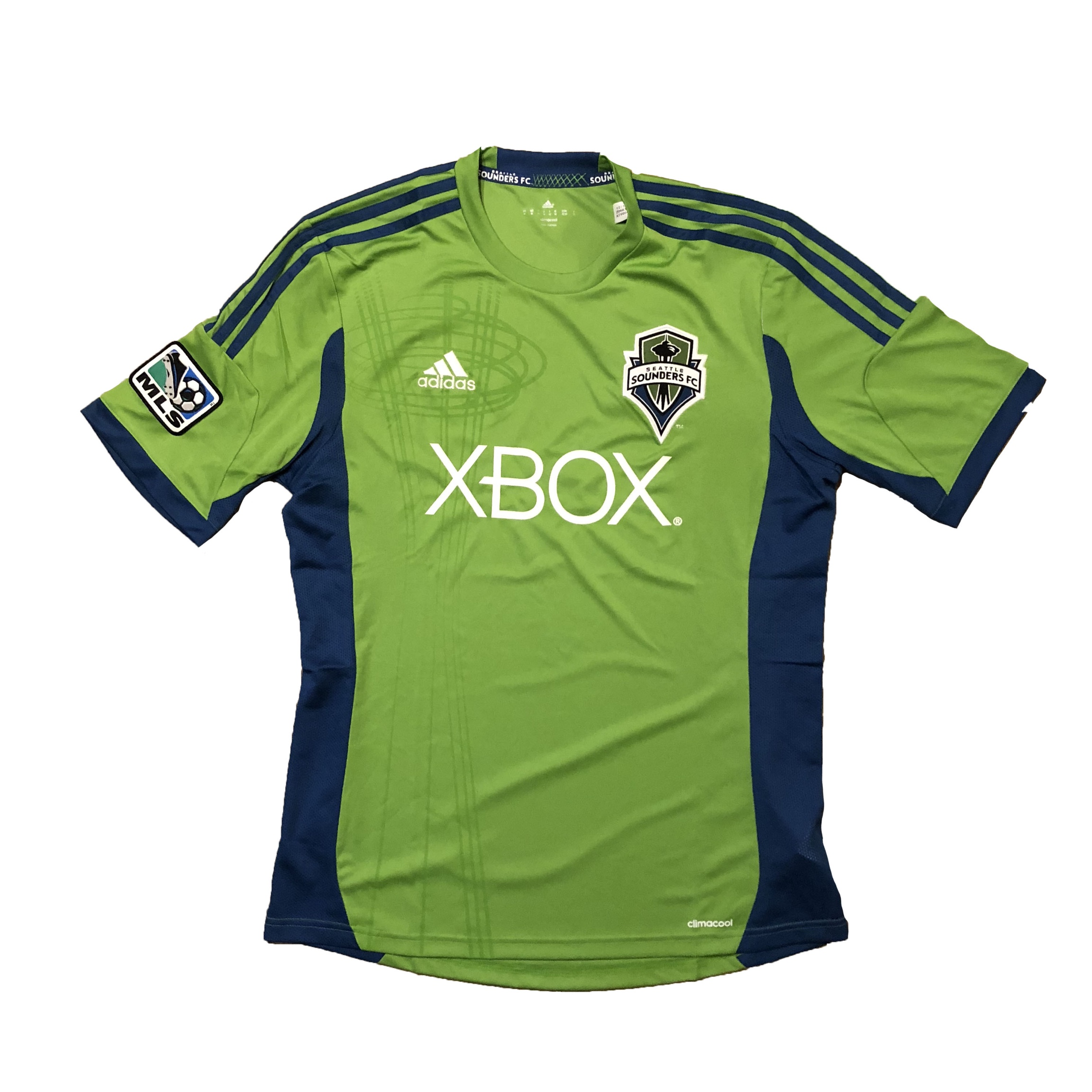 size 40 02042 5d905 Selling this Authentic Seattle Sounders FC Home... - Depop