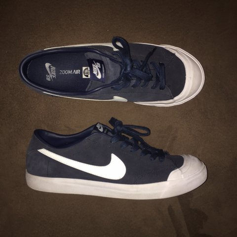 57c1cb19f3a14 ✓ Nike SB Zoom All Court Cory Kennedy pro model hard and to - Depop