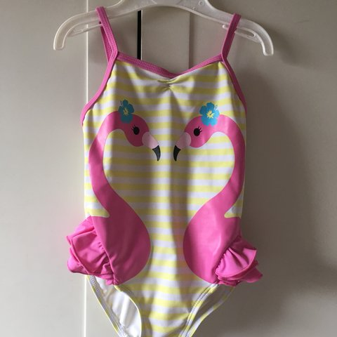 Girls Matalan Swimming Costume Worn But Only In Our Pool A Depop