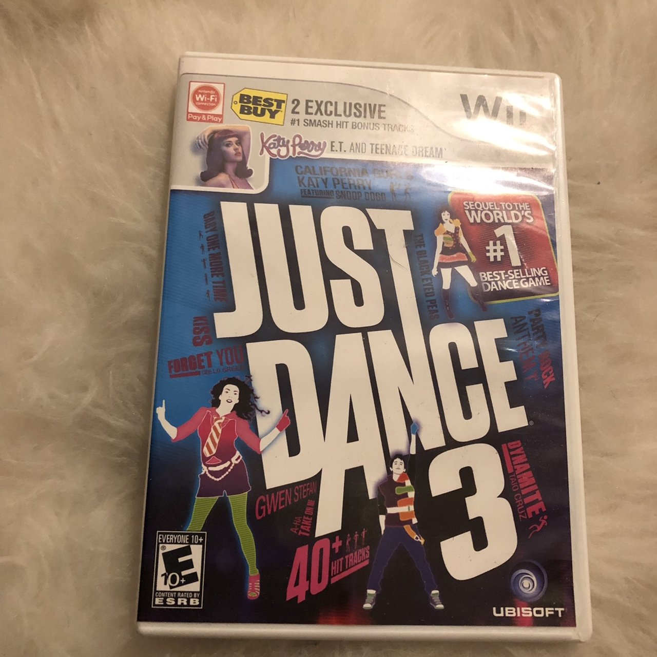 Just dance 3 wii Good condition Ps4 ps2    - Depop