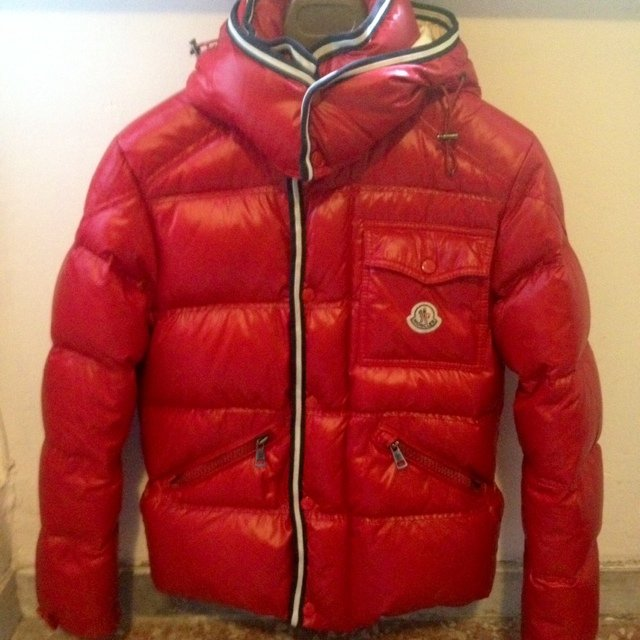 moncler Bomber ROSSO