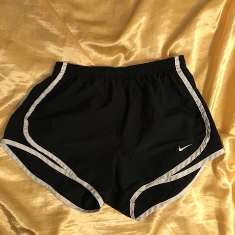 54acceb4bafe @buttsandglitter. 8 months ago. Morgan Hill, United States. nike black and  white athletic shorts.