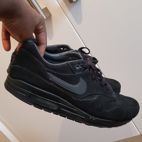 f492d4a0e6c8e @jaayevans. last year. Leicester, Leicestershire, United Kingdom. Nike Air  Max 1 Premium Black Anthracite ...