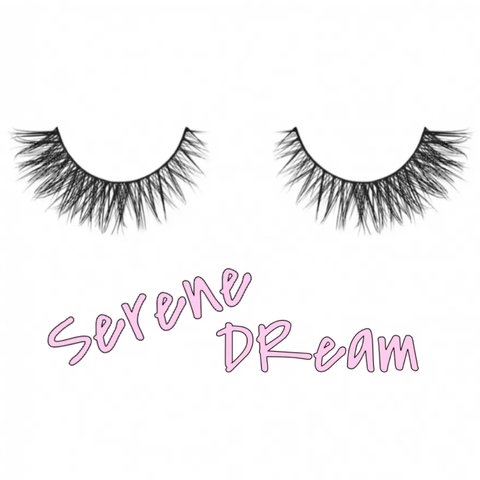 01df7a5cb8e UNICORN LASHES are here girls. Real mink lashes completely & - Depop