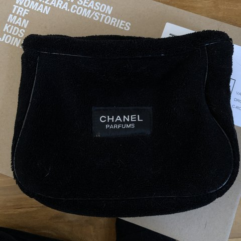 5cd5a834f28248 @evierfox. 4 months ago. Peterborough, United Kingdom. Chanel parfums soft  bag ...