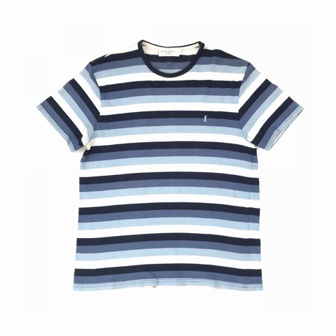 dc498ae600 @benrichcha. 8 months ago. London, United Kingdom. YSL Yves Saint Laurent  Striped T-Shirt