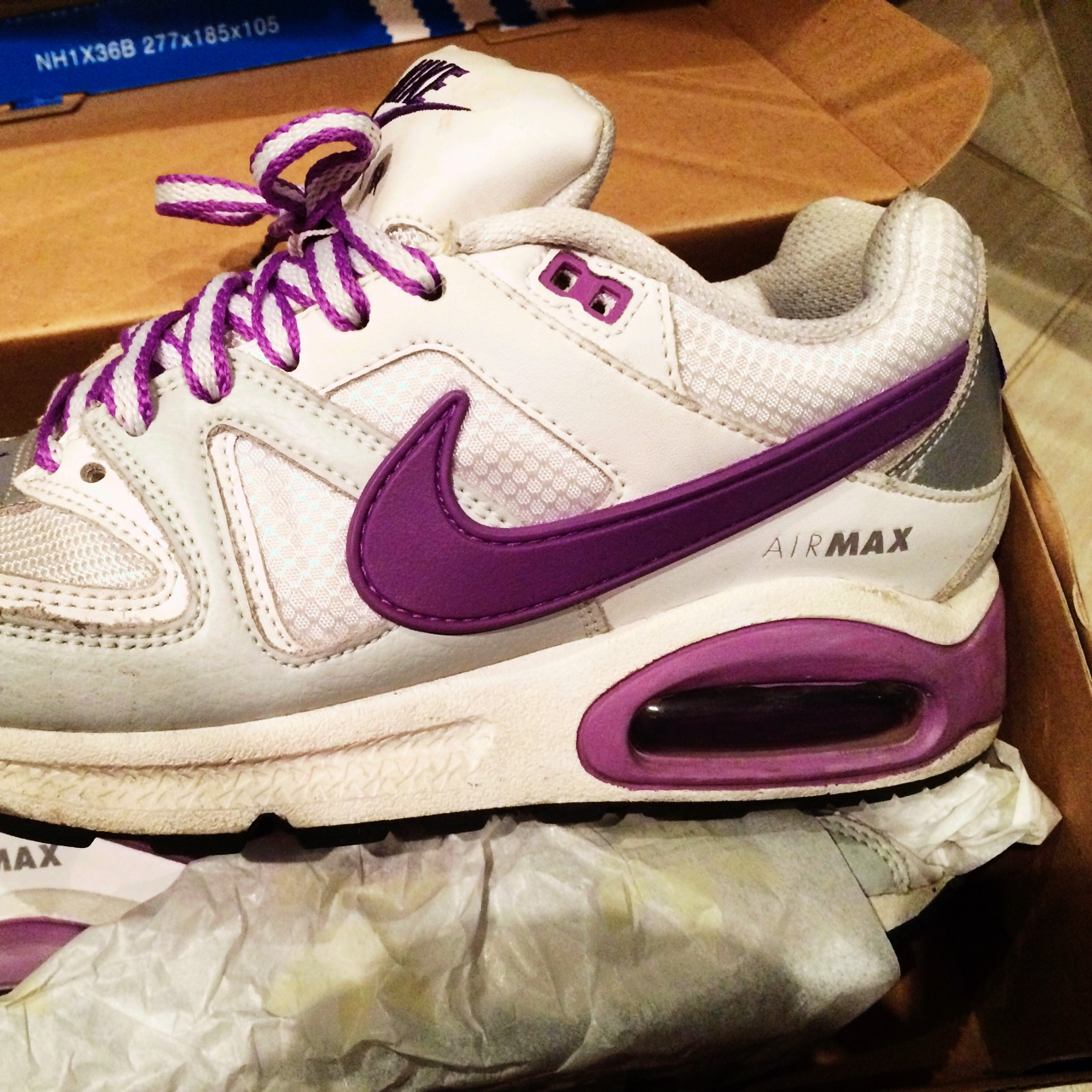 air max donna grige
