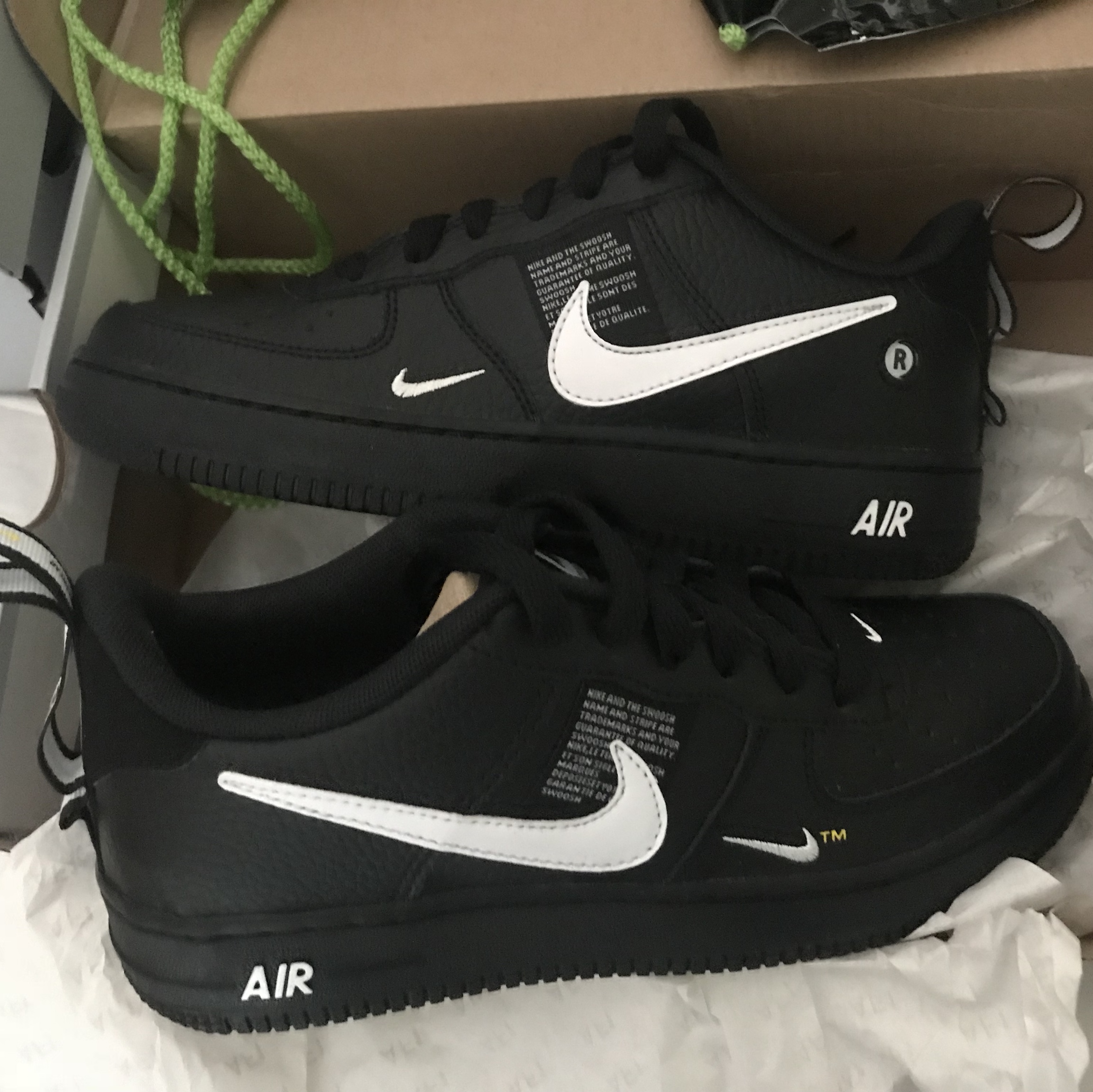 Nike Air Force 1 '07 LV8 Utility Brand new Never Depop