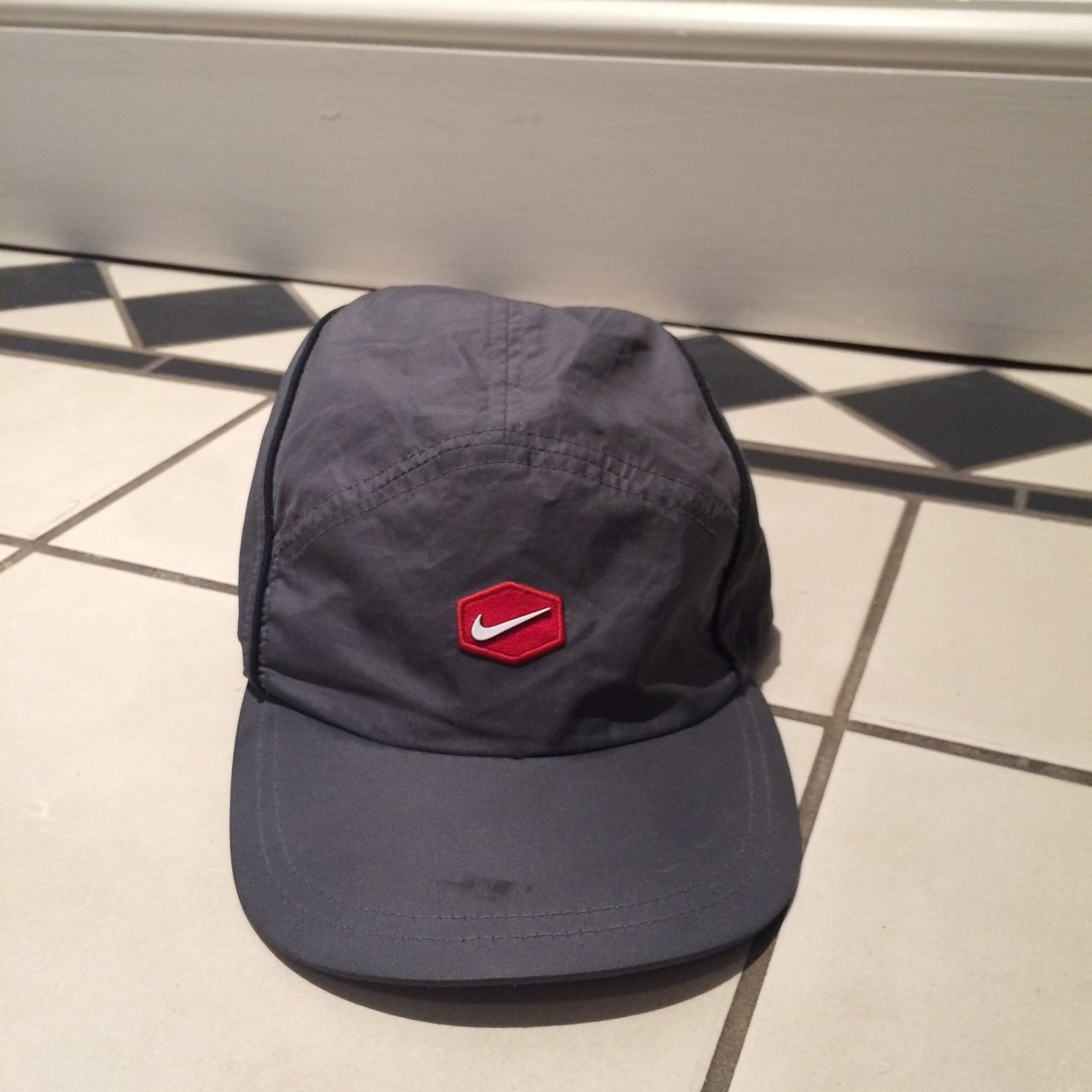 Nike Clima fit hat cap. Rare colour way. Good condition from - Depop 8d2315bf8f6