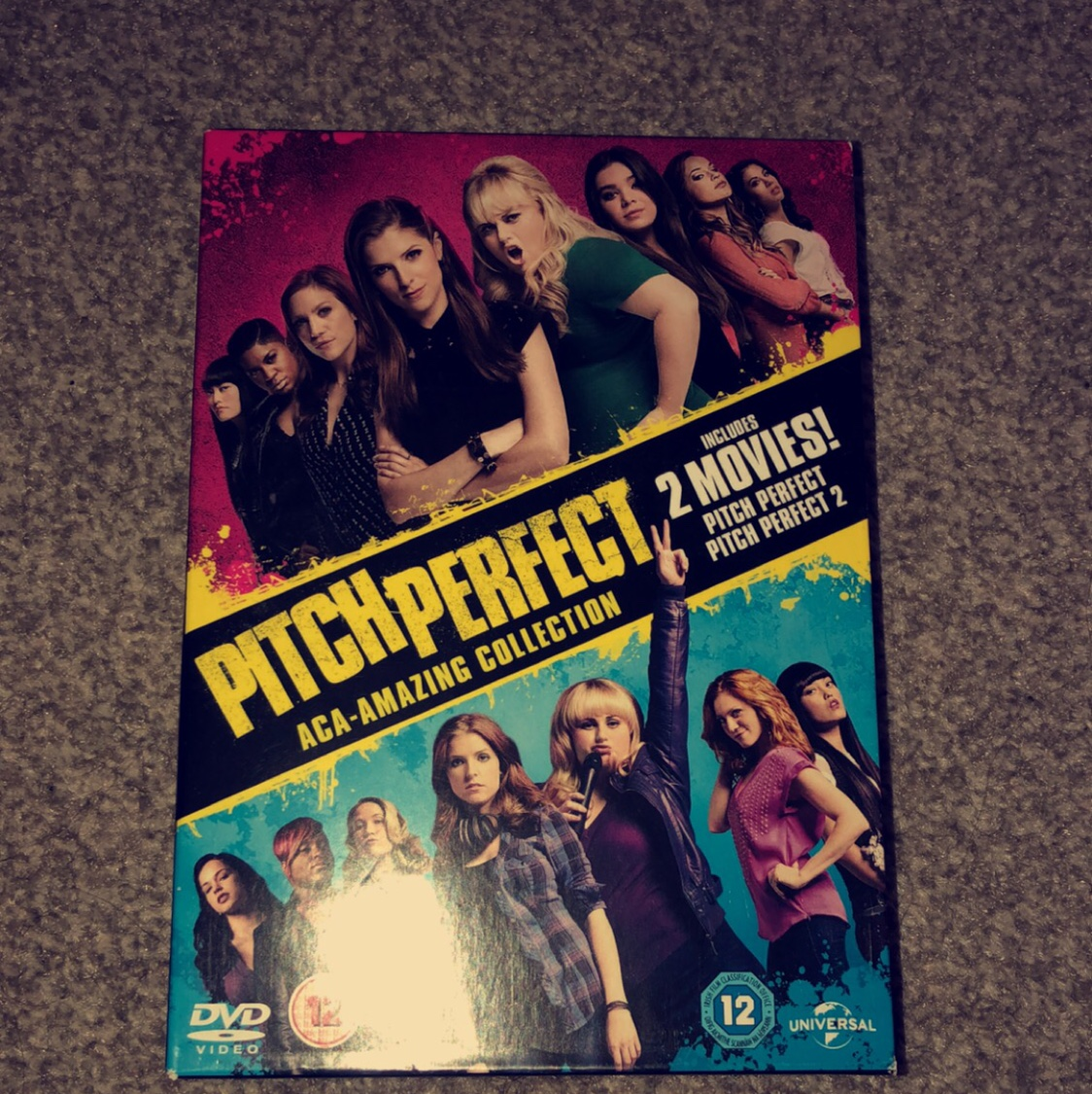 Pitch perfect 1 & 2 Perfect condition £6 each £10    - Depop