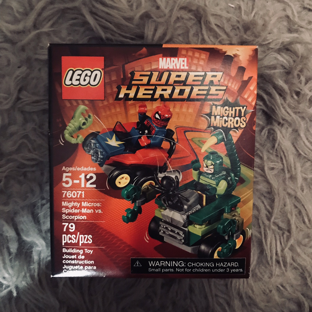 Man Heros Vs Lego Mighty Marvel Super Depop MicrosSpider eoBdCx