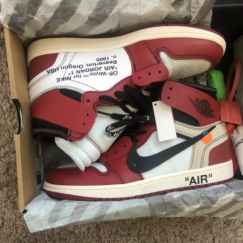 on sale 00ec9 21fc9  localgnd. 7 days ago. Orlando, United States. Off White Air Jordan 1 • Excellent Condition