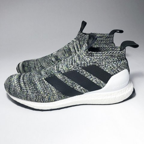 43df0f514ed Adidas Ace 16 + Ultra Boost Oreo Multicolor! Men s No - Depop