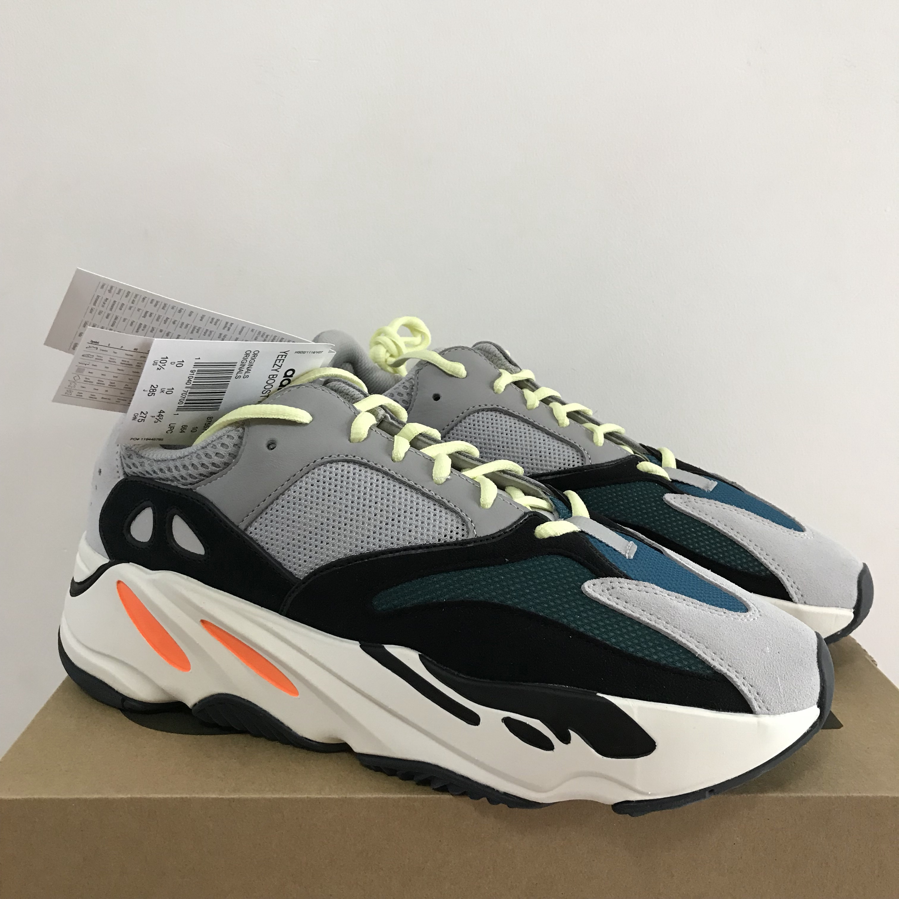 innovative design a7175 6d8d9 Adidas yeezy 700 boost, made in China, ships from... - Depop