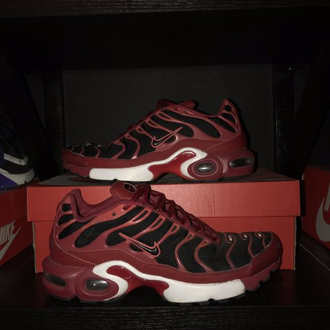 b69056de23 @baby_jesus. last month. Patterson Lakes, Australia. nike air max plus  tuned tn black n red us size 6 youth