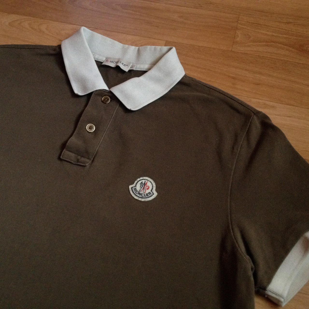 Moncler Polo Shirt Open For Quick Offers Moncler Polo Depop