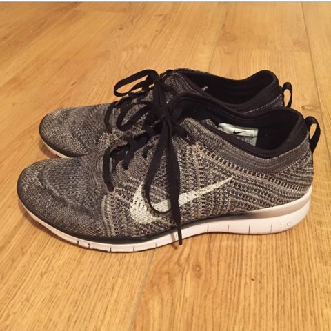 1f10e645e3 Nike free flyknit 5.0 women's trainers. This is my lowest I - Depop