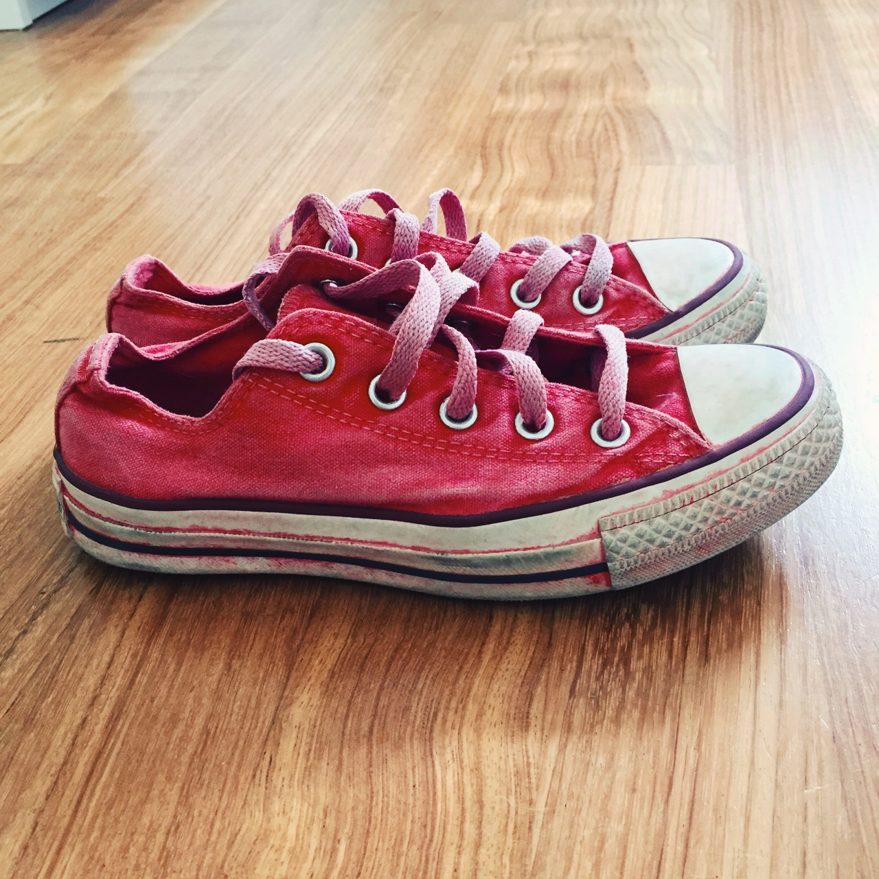 converse all star rosse 36