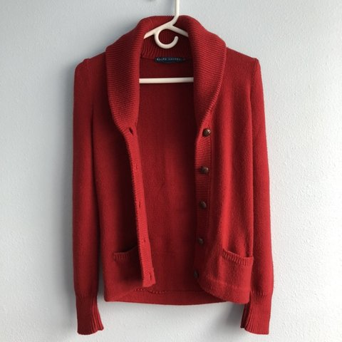 7060ca38d Ralph Lauren Cowl Neck Cardigan ❤ Rarely worn