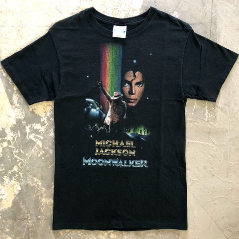 c09e927252b Awesome vintage-style Michael Jackson Moonwalker shirt