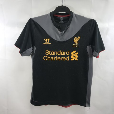 9a5411bcfd8 Liverpool Away Football Shirt 2012 13 Adults Medium Shirt – - Depop