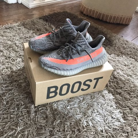 6a12d236e Adidas Yeezy V2 Beluga 1.0  Message to buy  •£320 No flaws - Depop