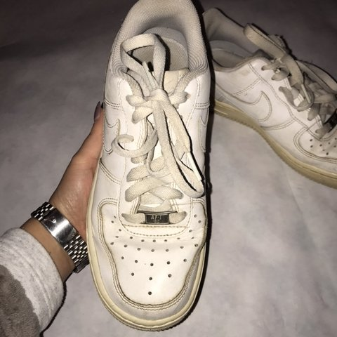 Nike Air Force 1 Trainerssneakers Been well worn Depop
