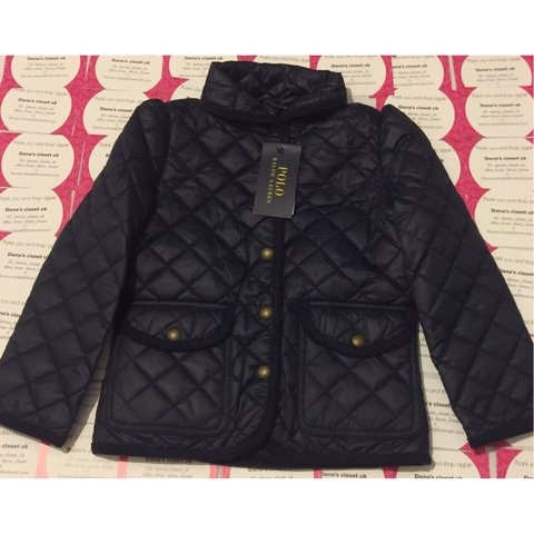 ebd9099e7 @danas_closet_uk_. 5 months ago. London, United Kingdom. Ralph Lauren Girls  Jacket