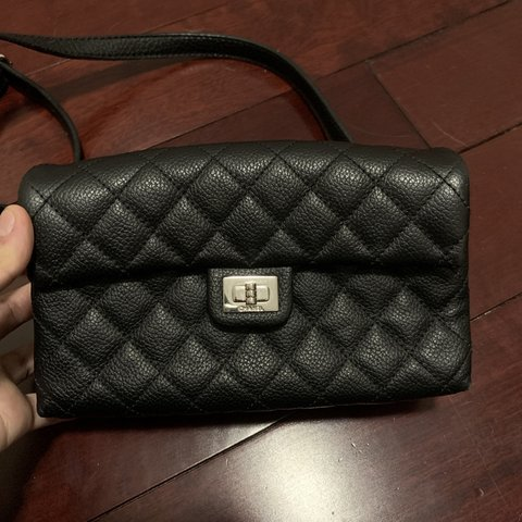 3acc90686e5598 CHANEL uniform belt bag. Family used to work at chanel, and - Depop