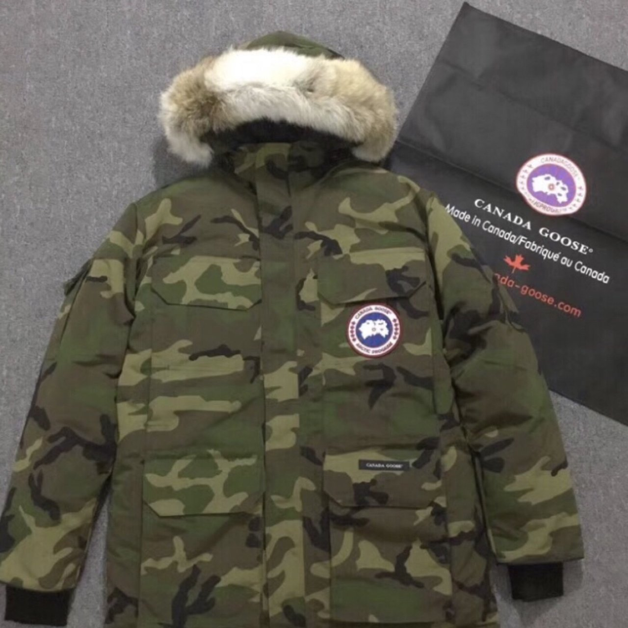 s eves. 2 months ago. United States. Men s Canada Goose Jacket. Used b184d79f6a05