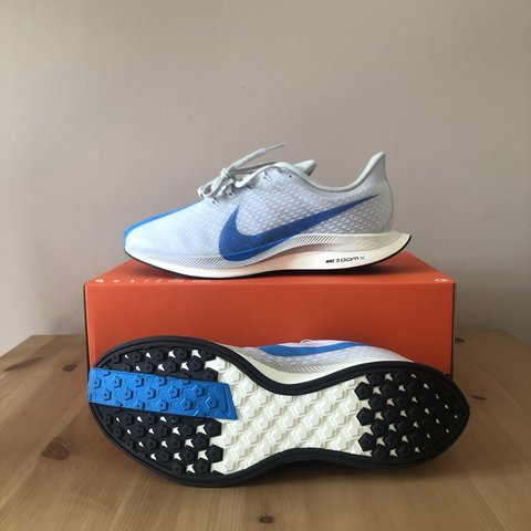 8fd504732c18 Nike Men s Zoom Pegasus 35 Turbo Size 10.5 Uk 45.5 Eu   7 - Depop