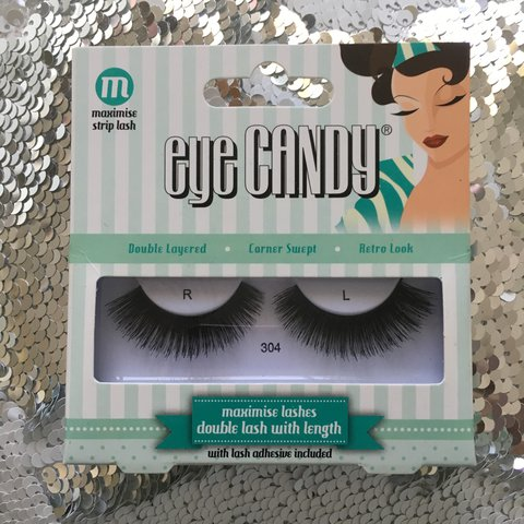 8ed150287d6 @hannahhodx. 2 years ago. Iver, United Kingdom. Unopened • eye candy false  eyelashes ...
