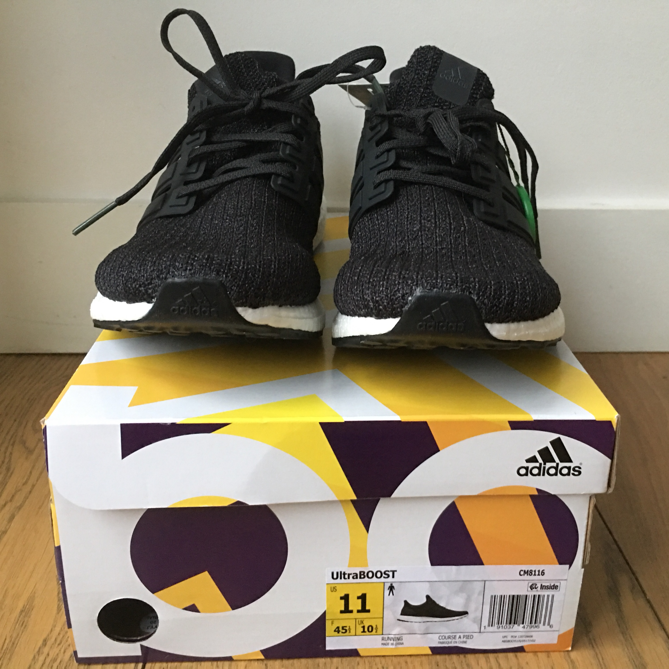 low priced 92e1f 923b8 Adidas UltraBOOST Retail price £150 My price... - Depop