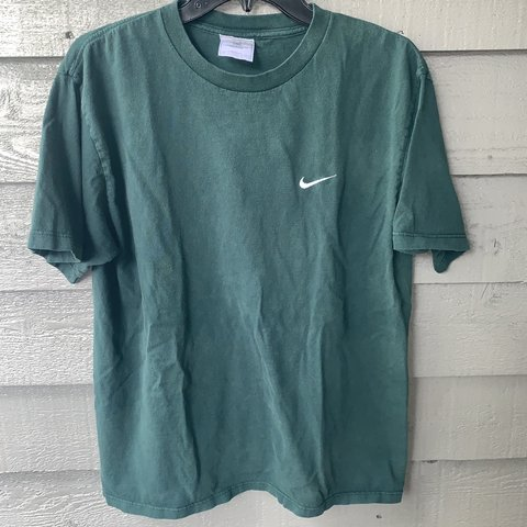 0b8e1504 @infinity_kart. 28 days ago. Spring, United States. Vintage 90s Nike  Heavily Embroidered swoosh t shirt ...