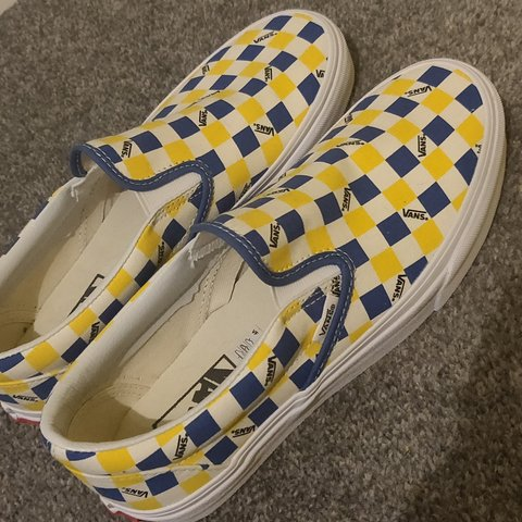 0a3e6bfddb Vans slip on Sold out and were limited edition