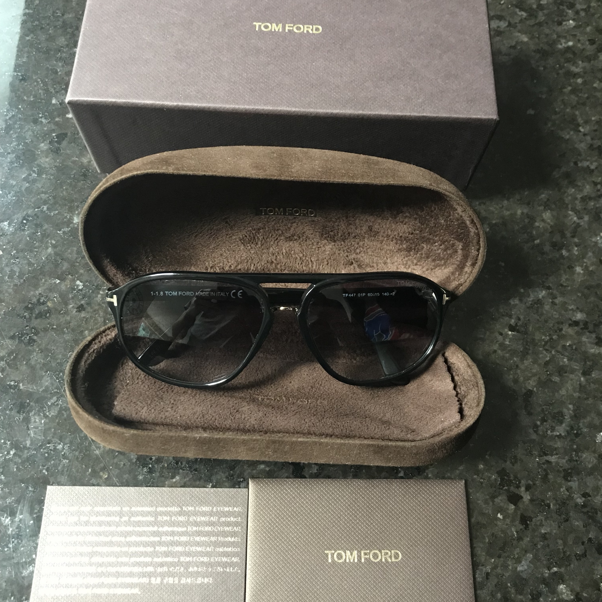 in stock hot sale online fast delivery Tom Ford Jacob Sunglasses FT0447/S 01P Brand new... - Depop