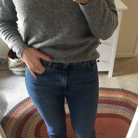 f36090ebbb04 &otherstories denim jeans in immaculate condition - worn a - Depop