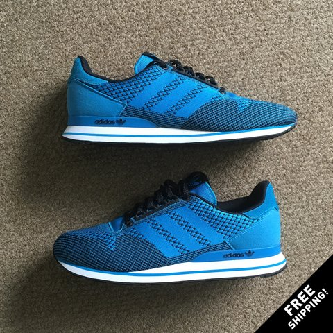 b0e5b711b Adidas ZX 500 Weave Men s UK 9 Hardly used Adidas ZX 500 in - Depop