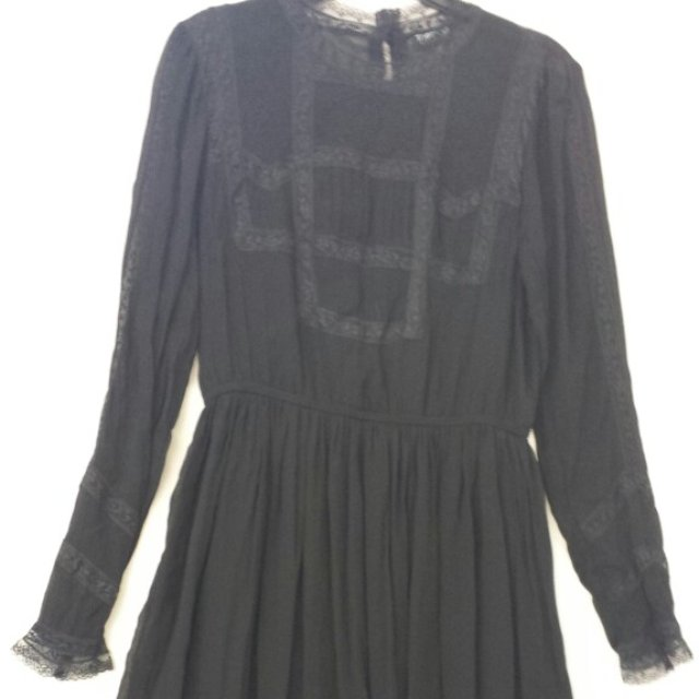 2233858d6 @lgautrey. 5 years ago. Lace topshop dress for sale. Perfect for halloween!  Bough brand new and only worn once (in the pic) originally 45. Make me an  offer ...